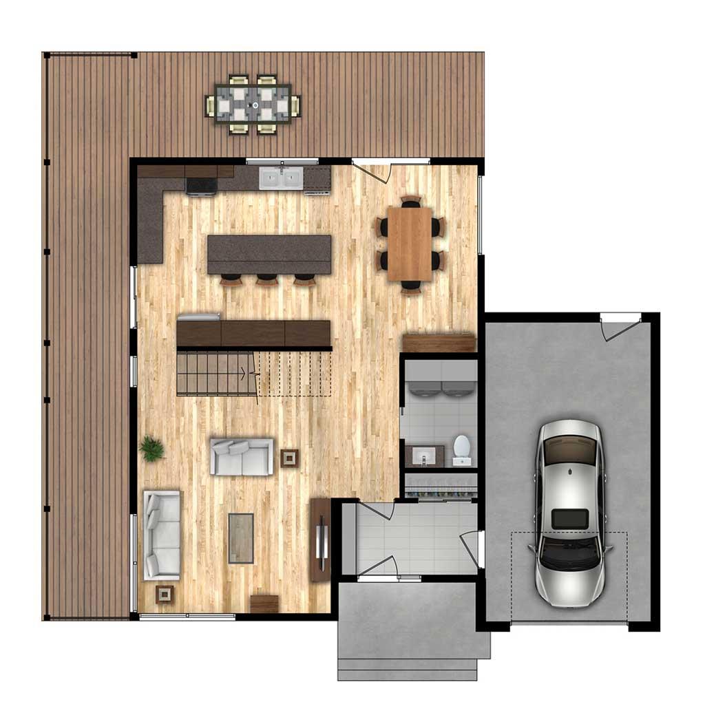 Monterey Floorplan 1