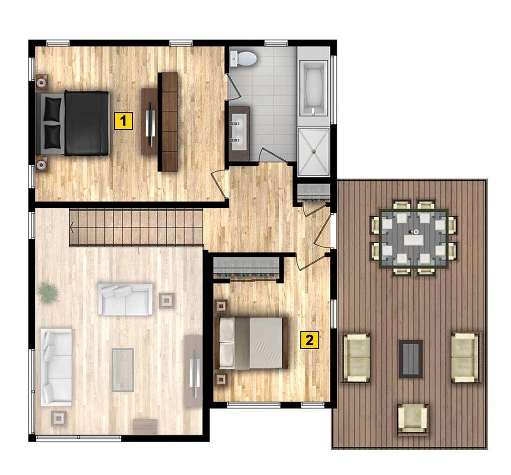 Monterey Floorplan 2