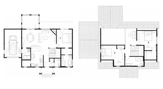 Sedna Option 1 Floorplan