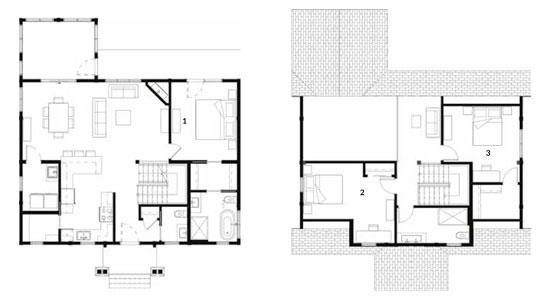 Sedna Option 2 Floorplan