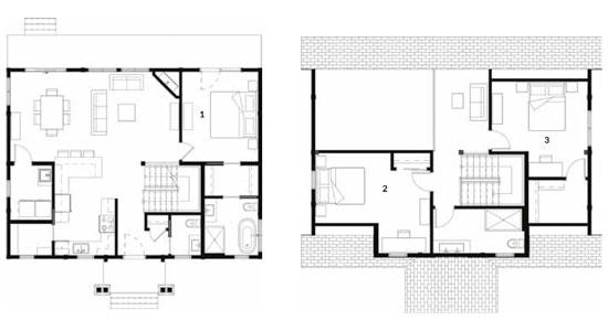Sedna Option 3 Floorplan