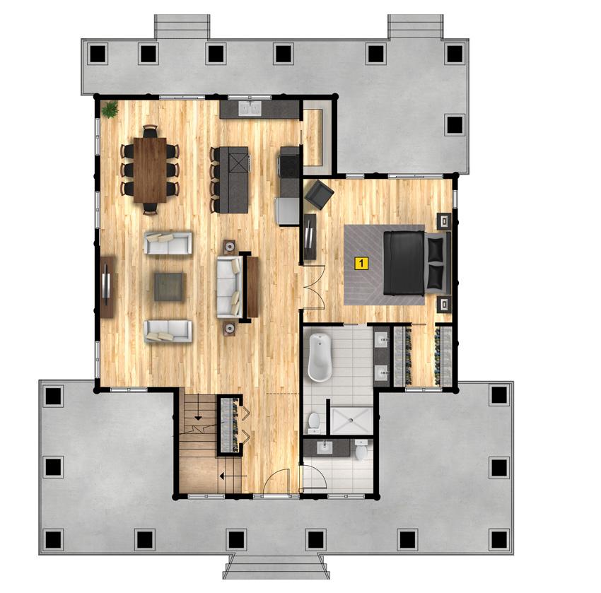 Stoneham Floorplan 1
