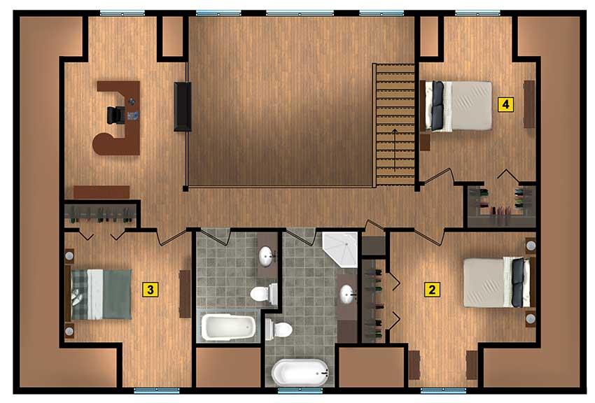 Charleston Floorplan 2