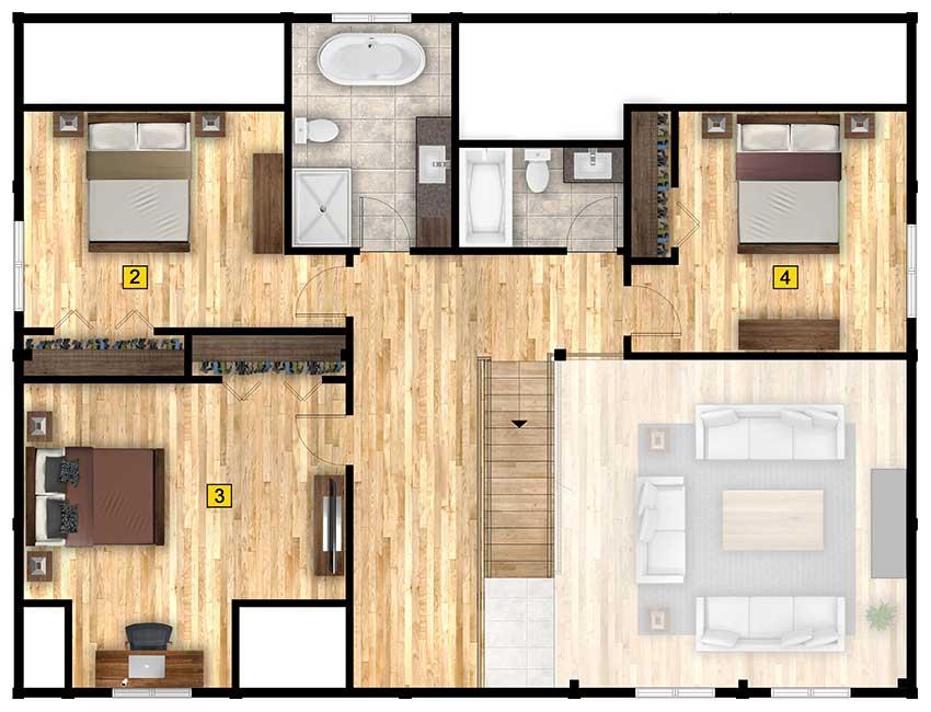 Denali Floorplan 2
