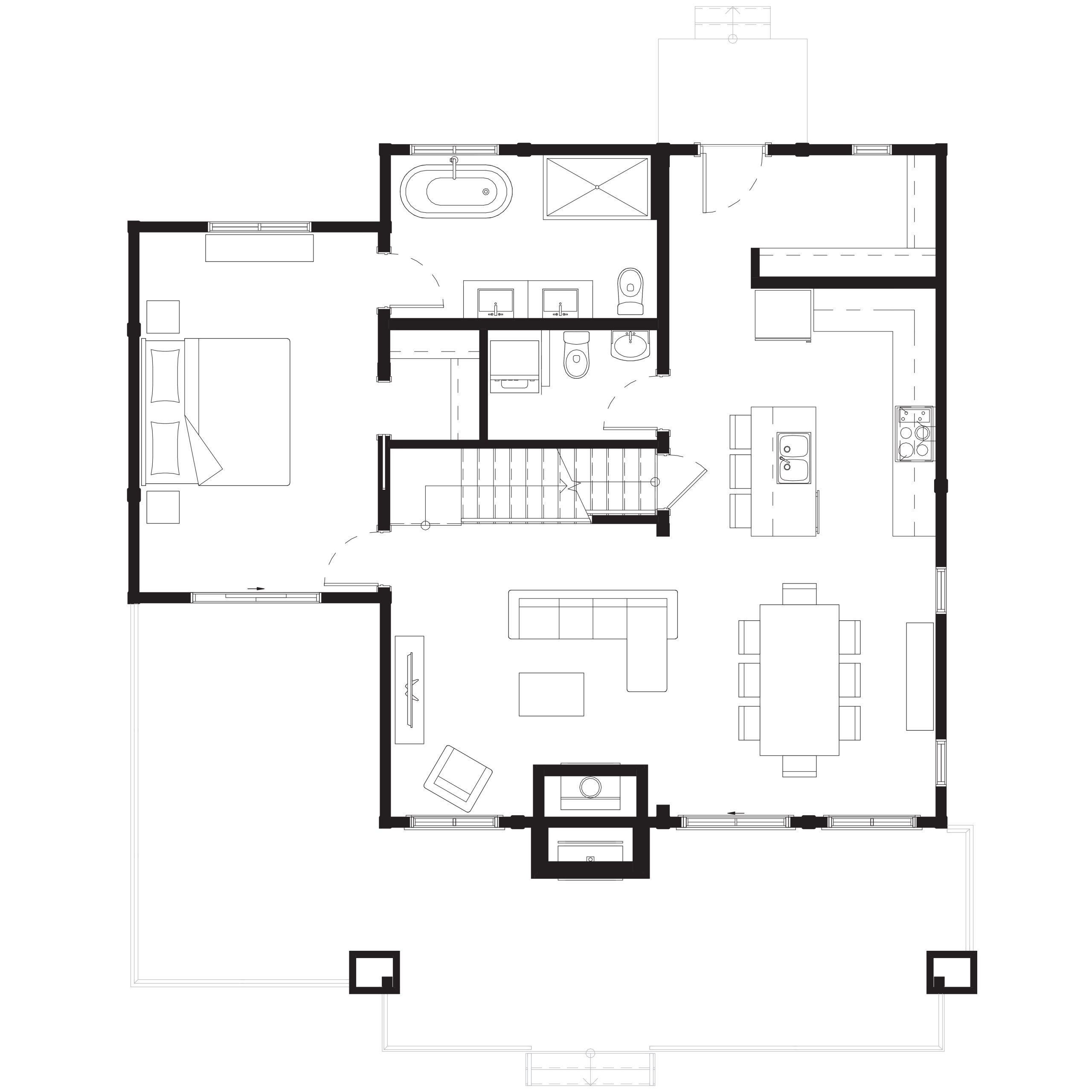 Eastman Floorplan