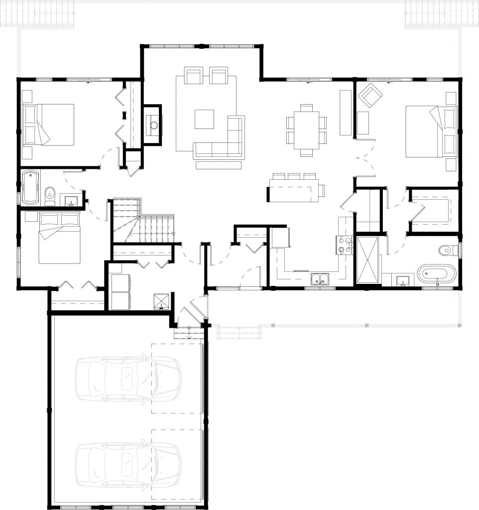 Newton Floorplan
