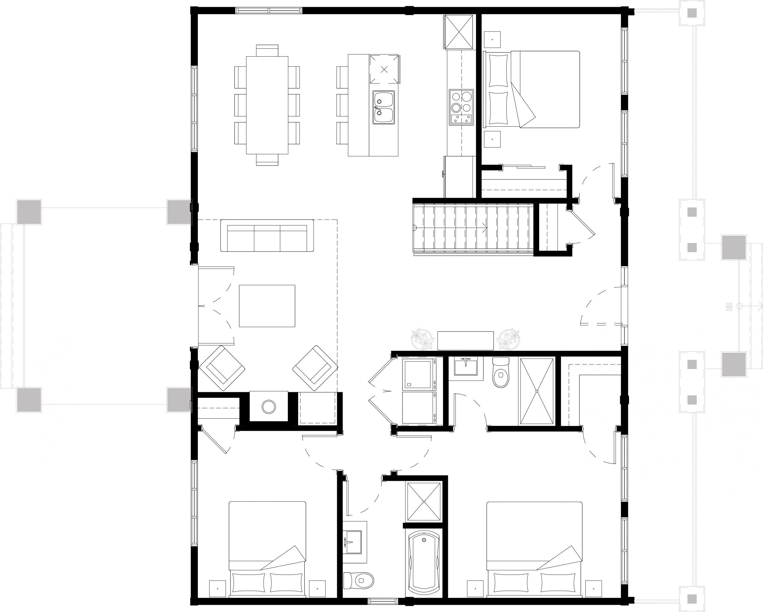 McKinley Floorplan