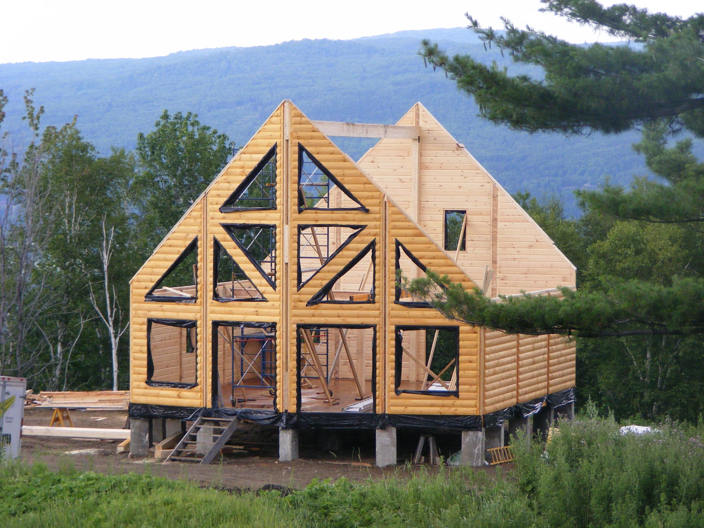 Timber Block Panels