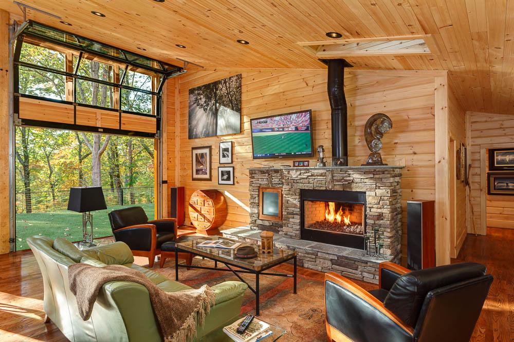 Timber Block Energy efficiency