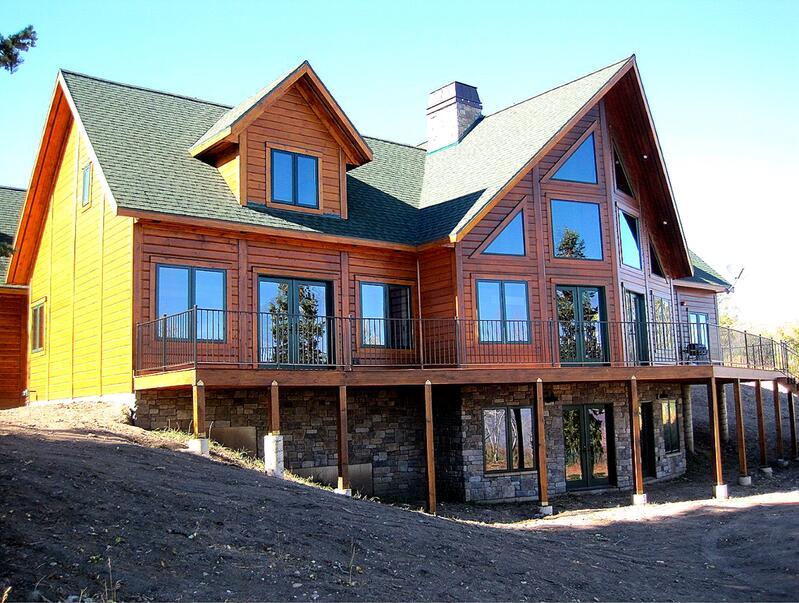 Custom Dakota Home